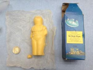 ARTOO-DETOO (R2D2)  Star Wars soap model