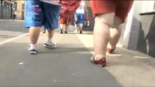 Fat People Walking 56